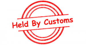 Held By Customs