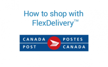 Canada Post Flex Delivery