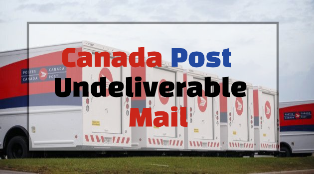 canada post undeliverable mail