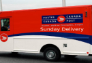 canada post sunday delivery