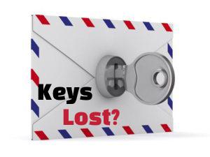 Mailbox Keys Lost