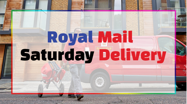 royal mail delivery on saturday