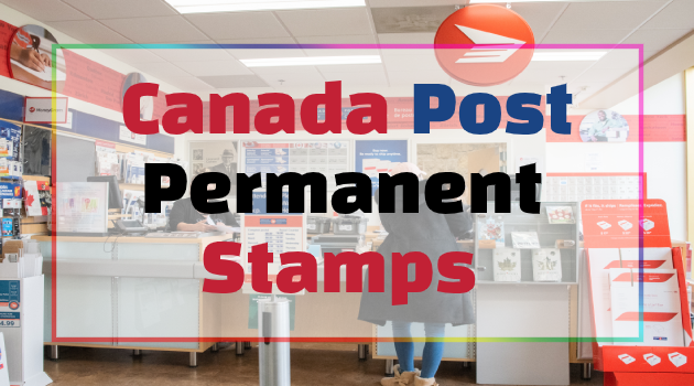 Canada Post Permanent Stamps