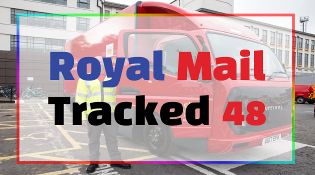 Royal Mail Tracked 48