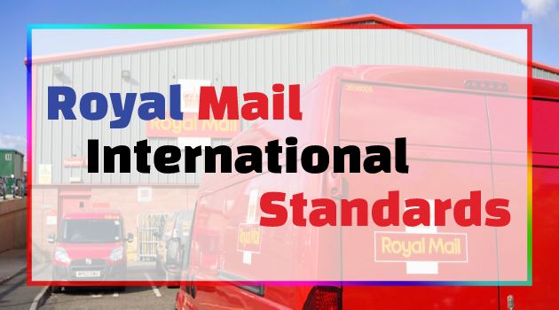 Royal Mail International Standard