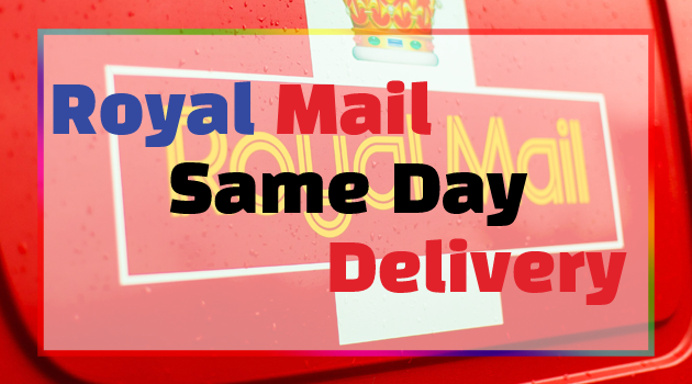 royal mail same day delivery