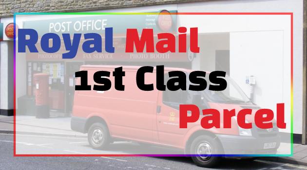 Royal Mail 1st Class Parcel