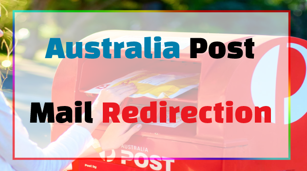 Australia Post Mail Redirection