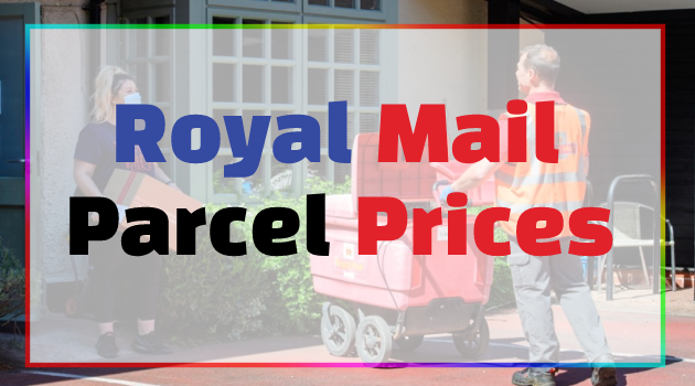 royal mail parcel prices